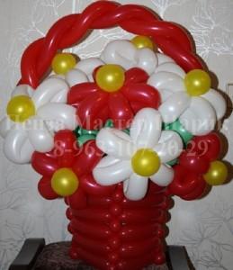 Букет из шариков заказ и доставка в мурманске